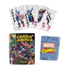 Marvel Playing Karty Comic Book Designs