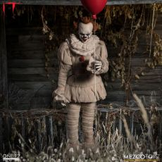 Stephen Kings It 2017 Akční Figure 1/12 Pennywise 17 cm