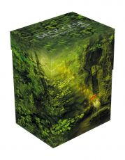 Ultimate Guard Basic Deck Case 80+ Standard Velikost Lands Edition II Forest