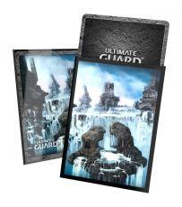 Ultimate Guard Printed Sleeves Standard Velikost Lands Edition II Island (100)