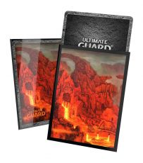 Ultimate Guard Printed Sleeves Standard Velikost Lands Edition II Mountain (100)