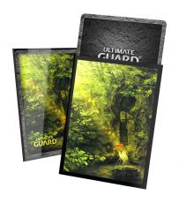 Ultimate Guard Printed Sleeves Standard Velikost Lands Edition II Forest (100)