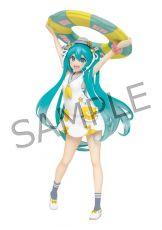 Vocaloid PVC Soška Hatsune Miku Summer Renewal Ver. 20 cm
