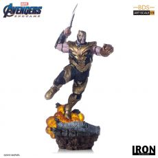 Avengers Endgame BDS Art Scale Soška 1/10 Thanos 36 cm