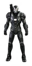 Avengers: Endgame Movie Masterpiece Series Kov. Akční Figure 1/6 War Machine 32 cm
