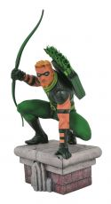 DC Comic Gallery PVC Soška Green Arrow 20 cm