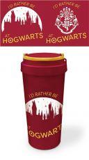 Harry Potter Eco Cestovní Hrnek Rather be at Bradavice