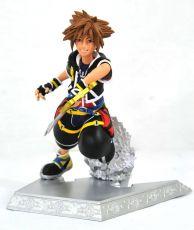 Kingdom Hearts Gallery PVC Soška Sora 18 cm