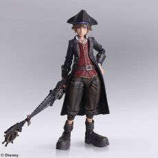 Kingdom Hearts III Bring Arts Akční Figure Sora Pirates of the Caribbean Ver. 15 cm