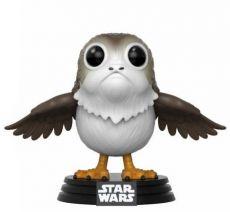 Star Wars Episode VIII POP! vinylová Bobble-Head Figure Porg 9 cm