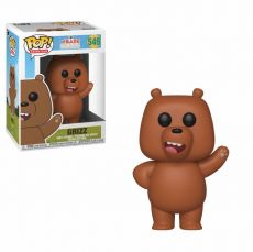 We Bare Bears POP! Animation vinylová Figure Grizzly 9 cm