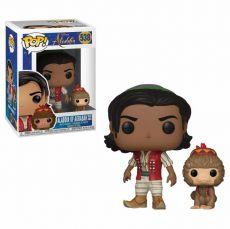 Aladdin POP! Disney vinylová Figure Aladdin & Abu 9 cm
