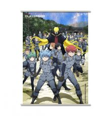 Assassination Classroom Plátno Koro & Students in Uniform 90 x 60 cm