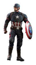Avengers: Endgame Movie Masterpiece Akční Figure 1/6 Captain America 31 cm