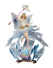 Cardcaptor Sakura: Clear Card PVC Soška 1/7 Sakura Kinomoto: Hello Brand New World 36 cm