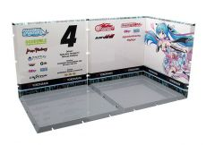 Dioramansion 150 Decorative Parts for Nendoroid and Figma Figures Racing Miku 2019 (Pit A)