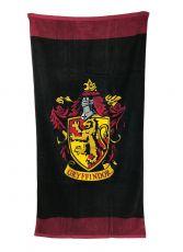 Harry Potter Ručník Nebelvír 150 x 75 cm