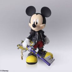Kingdom Hearts III Bring Arts Akční Figure King Mickey 9 cm