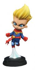 Marvel Animated Soška Captain Marvel 10 cm
