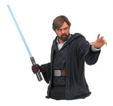 Star Wars Episode VIII Mini Bysta Luke Skywalker 18 cm