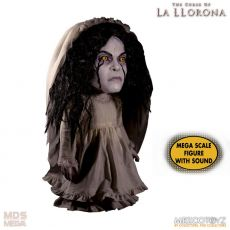 The Curse of La Llorona Mega Scale Talking Akční Figure La Llorona 38 cm