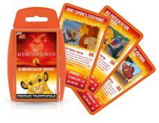 The Lion King Card Game Top Trumps Německá Verze