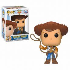 Toy Story 4 POP! Disney vinylová Figure Woody 9 cm
