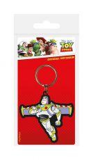 Toy Story Gumový Keychain Buzz Lightyear 6 cm