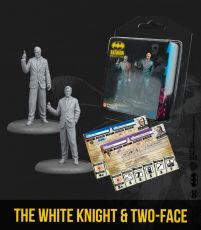 Batman Miniature Game Miniatures The White Knight & Two-Face Anglická Verze