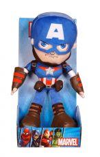 Marvel Avengers Plyšák Figure Captain America 25 cm