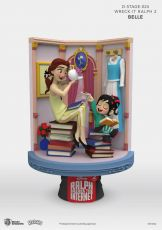 Ralph Breaks the Internet D-Stage PVC Diorama Belle & Vanellope 15 cm