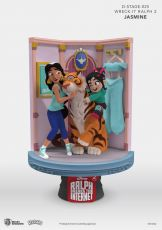 Ralph Breaks the Internet D-Stage PVC Diorama Jasmine & Vanellope 15 cm