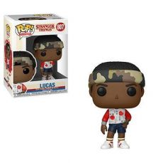 Stranger Things POP! TV vinylová Figure Lucas 9 cm