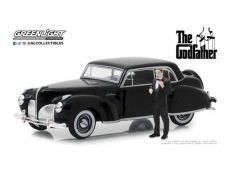 The Godfather Kov. Model 1/43 1941 Lincoln Continental with Figurka