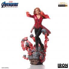 Avengers: Endgame BDS Art Scale Soška 1/10 Scarlet Witch 21 cm