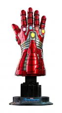 Avengers: Endgame Replika 1/4 Nano Gauntlet (Hulk Version) 22 cm