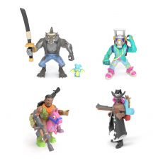 Fortnite Battle Royale Kolekce Mini Figures 4-Pack 5 cm Wave 2