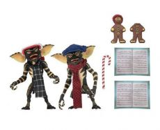 Gremlins Akční Figure 2-Pack Christmas Carol Winter Scene Set 1 15 cm