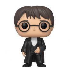 Harry Potter POP! Movies vinylová Figure Harry Potter (Yule) 9 cm