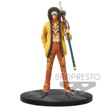 One Piece Stampede DXF Grandline Men PVC Soška Trafalgar Law 17 cm