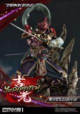Tekken Sochy 1/4 Yoshimitsu & Yoshimitsu Exclusive 70 cm Sada (3)