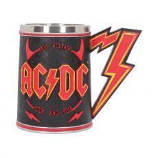 AC/DC Tankard Logo