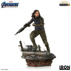 Avengers: Endgame BDS Art Scale Soška 1/10 Winter Soldier 21 cm