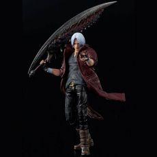 Devil May Cry 5 Akční Figure 1/12 Dante Deluxe Verze 16 cm