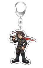 Dissidia Final Fantasy Acrylic Keychain Squall