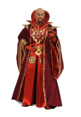 Flash Gordon Akční Figure 1/6 Ming the Merciless Limited Edition 31 cm