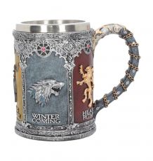 Game of Thrones Tankard Sigil