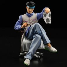 JoJo's Bizarre Adventure Diamond Is Unbreakable Memo Holder PVC Soška Kihsibe Rohan 12 cm