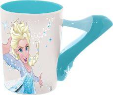 Ledové Království 3D Hrnek Elsa Shoe