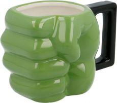 Marvel 3D Hrnek Hulk Fist